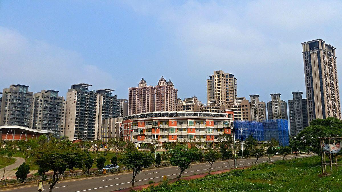 Xinglong_Road_Section_2,_Zhubei