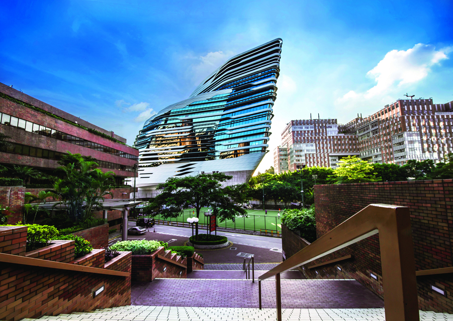 hong-kong-polytechnic-university-campus