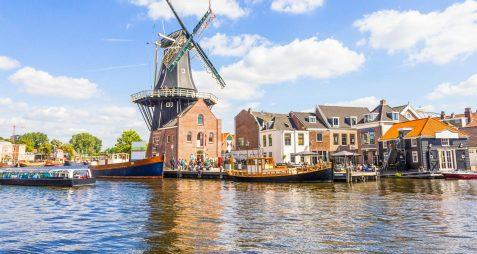 Học bổng Holland, Đại học Khoa học Ứng dụng Saxion, Hà Lan, 2018