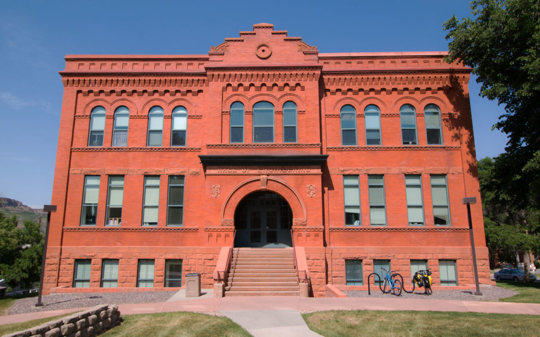 Colorado-School-of-Mines EngineeringHall