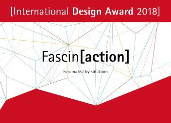Giải thưởng Thiết kế dành cho Sinh viên Quốc tế, Đức, 2018