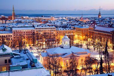 Học bổng Nghiên cứu Sau Tiến sĩ, Học viện Nghiên cứu Turku (TIAS), Phần Lan, 2018
