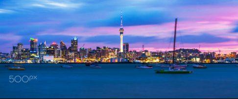 Du học tại New Zealand
