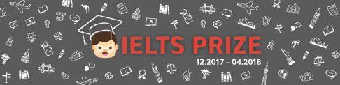 Hội đồng Anh thông báo nhận hồ sơ giải thưởng IELTS khu vực Đông Á với tổng trị giá hơn 1,8 tỉ Đồng