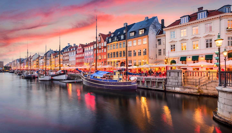 Học bổng chính phủ, Các cơ sở giáo dục đại học, Đan Mạch, 2019