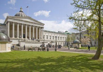 Học bổng The Denys, Bậc Cử nhân, Đại học College London, Anh, 2019