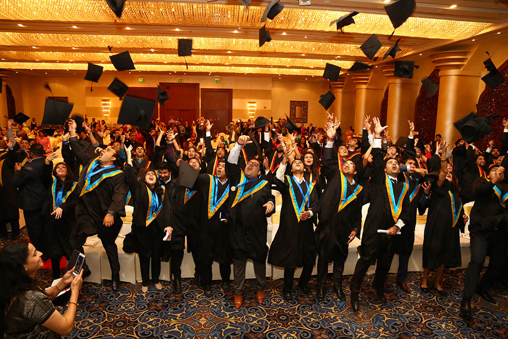 sp jain school of global management graduation ceremony
