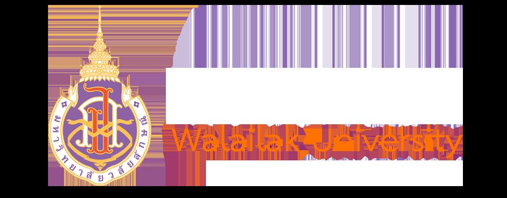 Walailak University logo