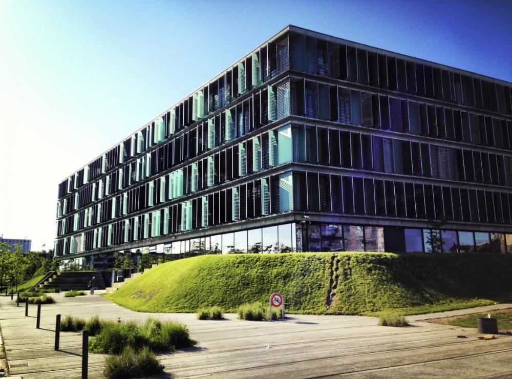 Copenhagen Business School - building