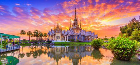 Học bổng GMS, Viện Công nghệ châu Á, Thái Lan, 2019