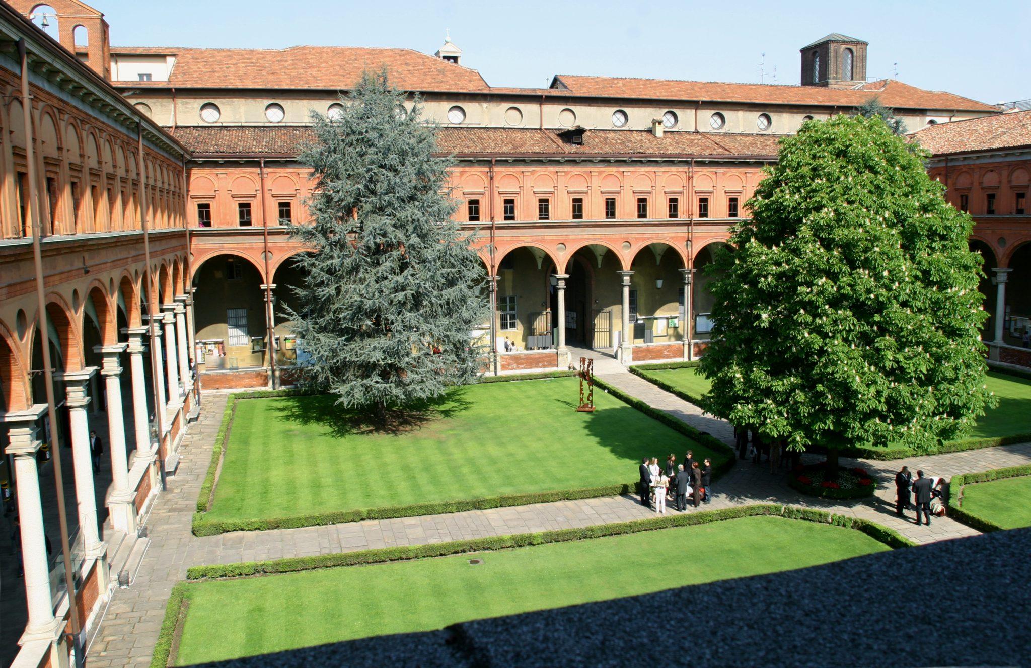 the Catholic University of the Sacred Heart