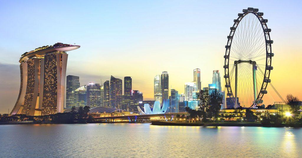 singapore Kinh nghiệm