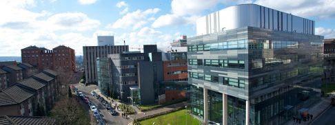 Học bổng nghiên cứu khoa học quốc tế bậc sau Đại học , Đại học Strathclyde, Anh Quốc, 2019