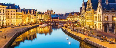 Học bổng Master Mind, Chính phủ Flanders, Bỉ, 2019