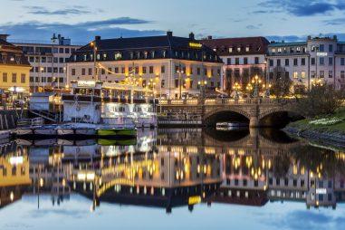Học bổng Sau Tiến sĩ Mammalian Meiosis tại Đại học Gothenburg, Thụy Điển, năm 2019