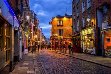 Học bổng, Bậc Tiến sĩ, Trinity Business School, Ireland, 2019