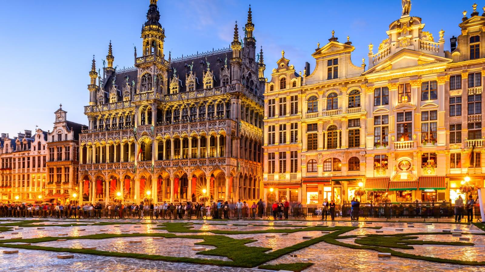 Học bổng Master Mind, Bậc Cử nhân, Đại học Brussel, Bỉ, 2019