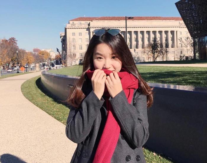 Nữ sinh Việt và hành trình lấy bằng tốt nghiệp xuất sắc tại Đại học Widener