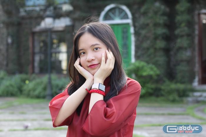 Nữ sinh chuyên ngữ và bí quyết giành học bổng Trường Đại học Quốc tế Tokyo - Giáo dục Việt Nam