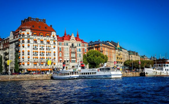 Tổng Quan Về Thụy Điển –  Quốc Gia Thiên Đường Của Bắc Âu